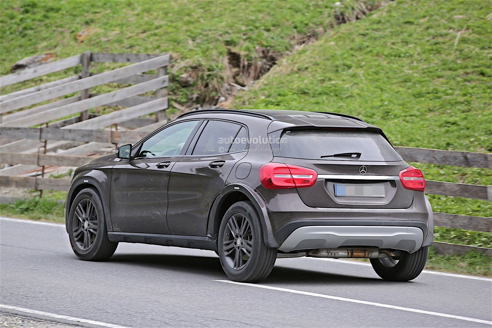 Volvo Suv Used >> Mercedes-Benz Is Testing Upcoming GLB, Spyshots Reveal - autoevolution