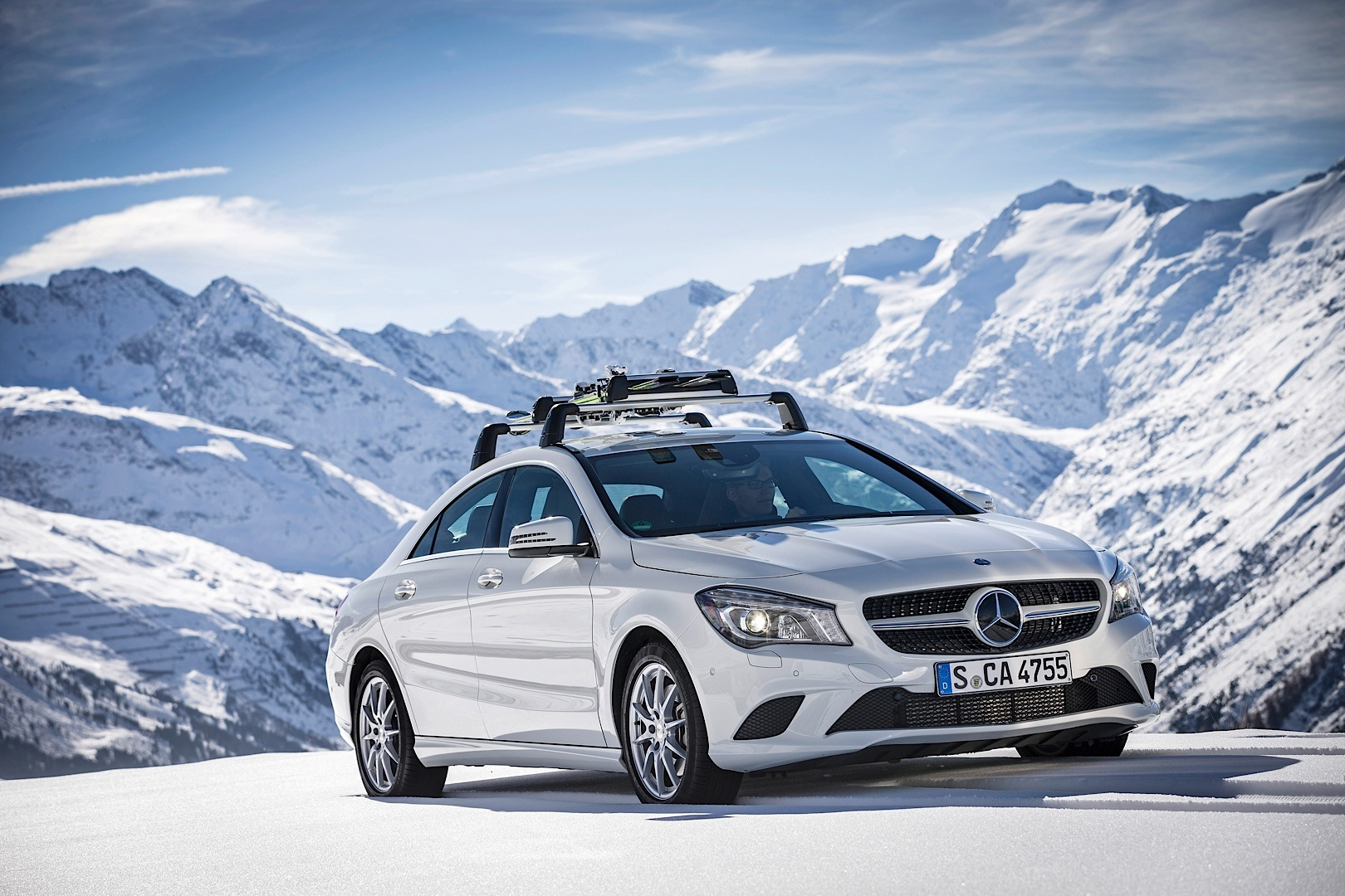 Mercedes Benz Launches 2013 Winter Accessories Autoevolution