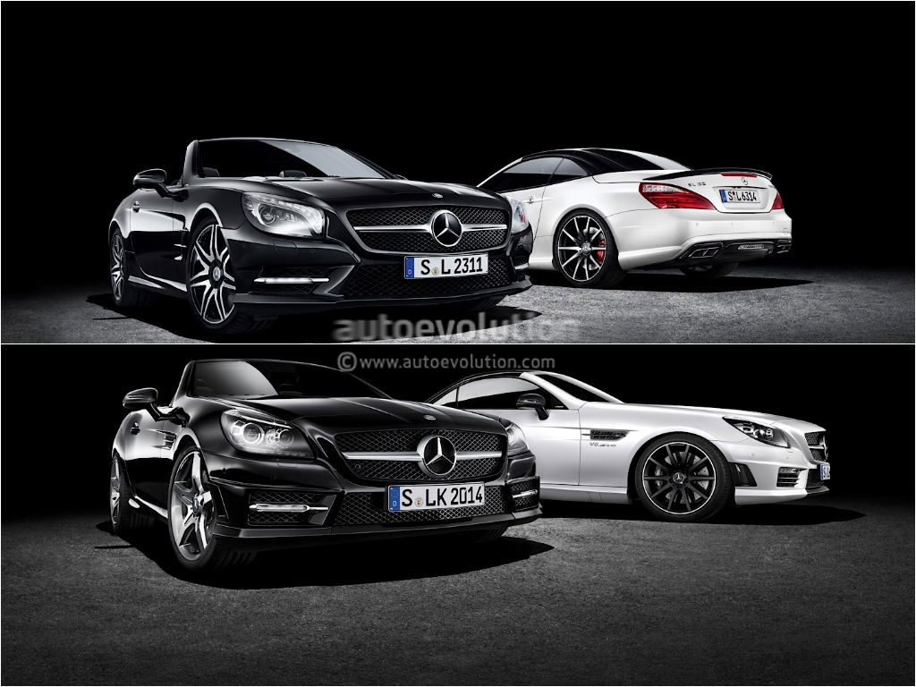 Mercedes-Benz Launches Special Edition SL and SLK ...