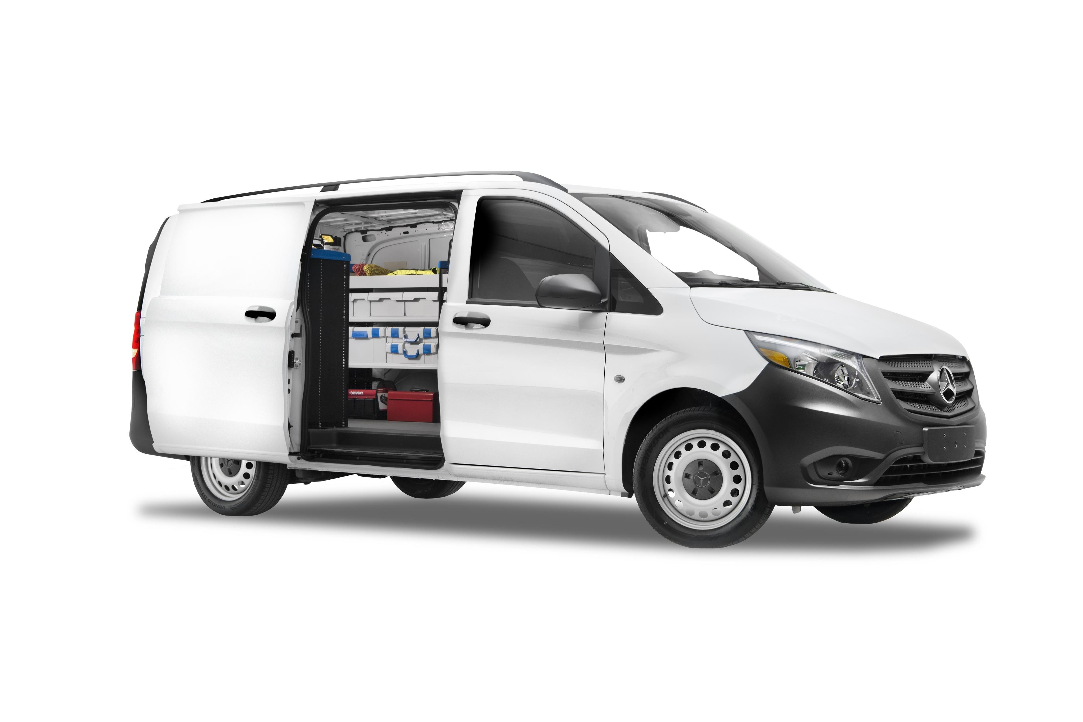 mercedes benz metris worker cargo and metris worker passenger priced in the usa autoevolution. Black Bedroom Furniture Sets. Home Design Ideas