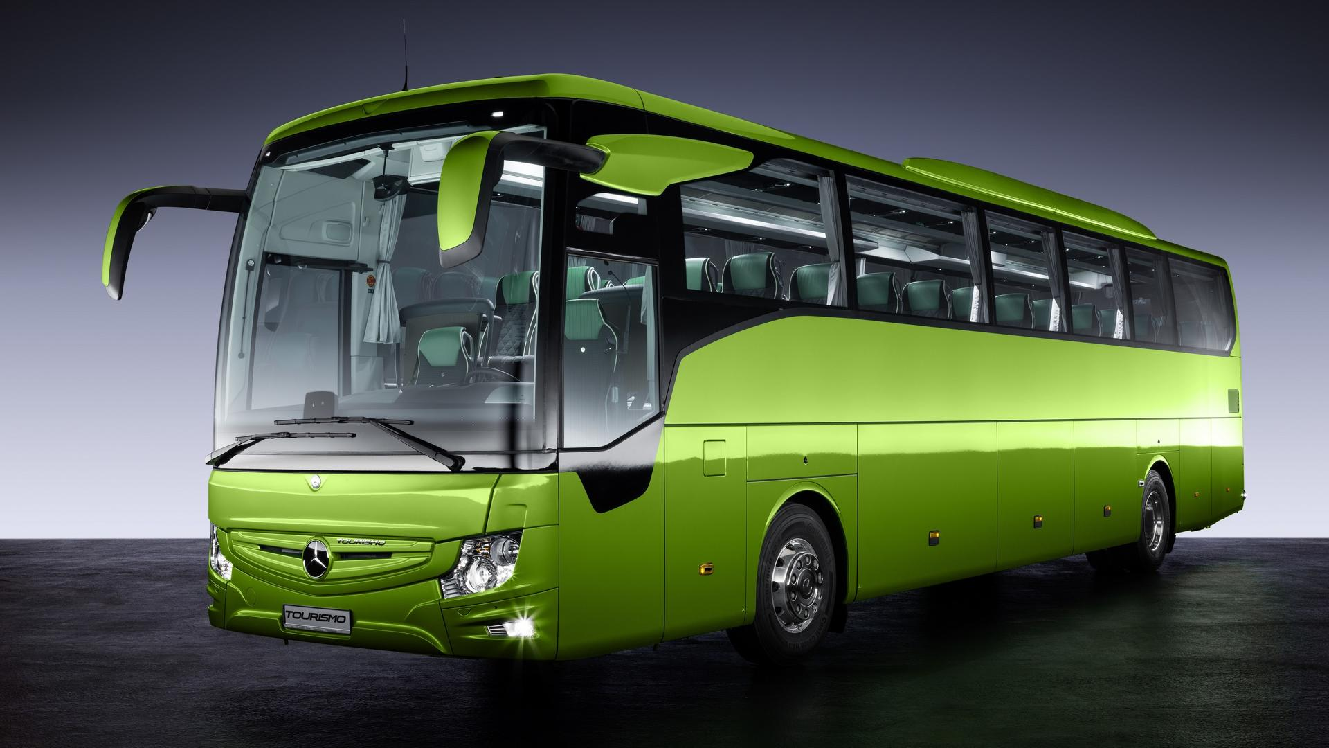 mercedes benz modernizes coach lineup with all new tourismo rhd autoevolution. Black Bedroom Furniture Sets. Home Design Ideas