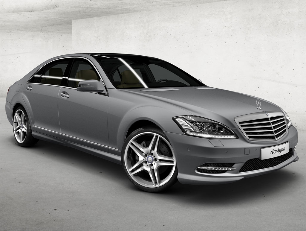 Mercedes benz offering factory matte paint autoevolution for Matte mercedes benz
