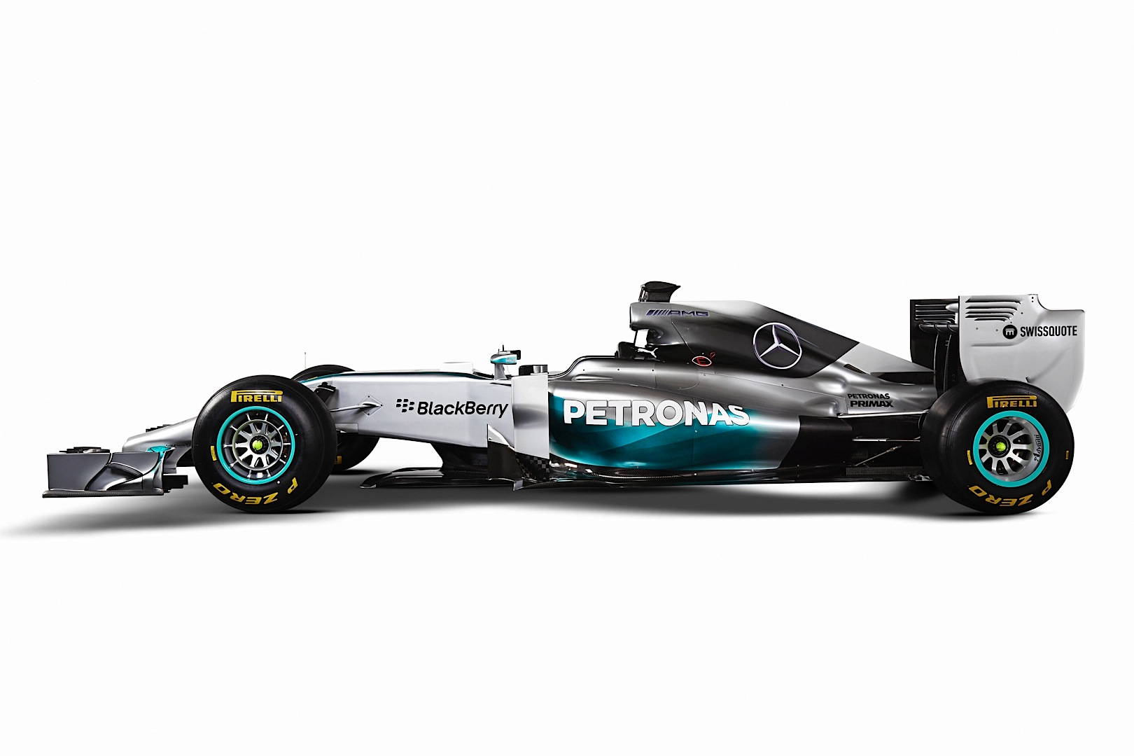 Mercedes Benz Officially Launches F1 W05 Car At Jerez