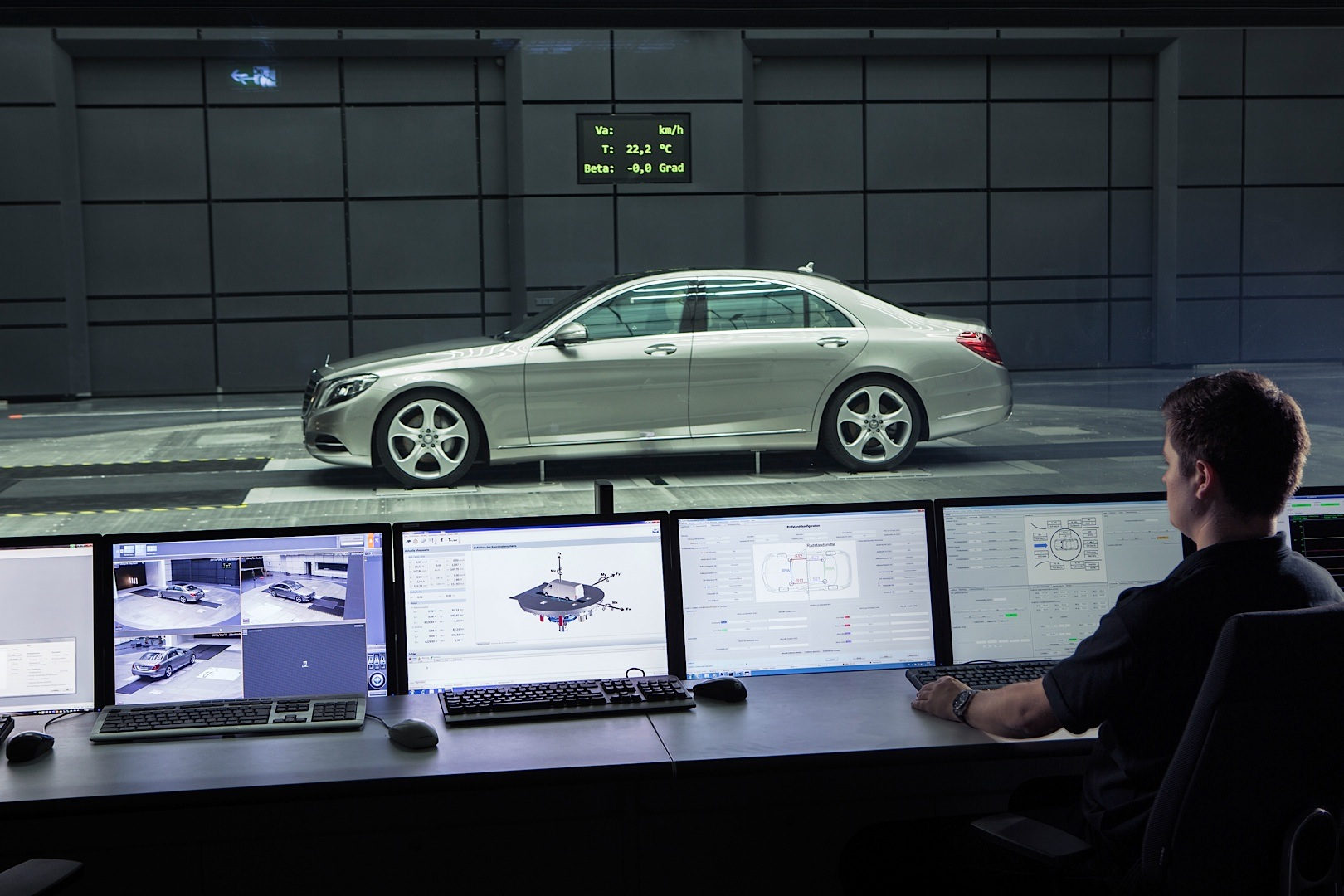 Automotive Wind Tunnels Making Aerodynamic Cars
