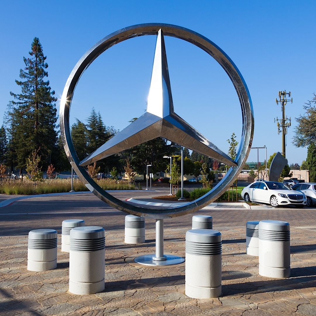 Mercedes-Benz Opens New Headquarters And R&D Center In