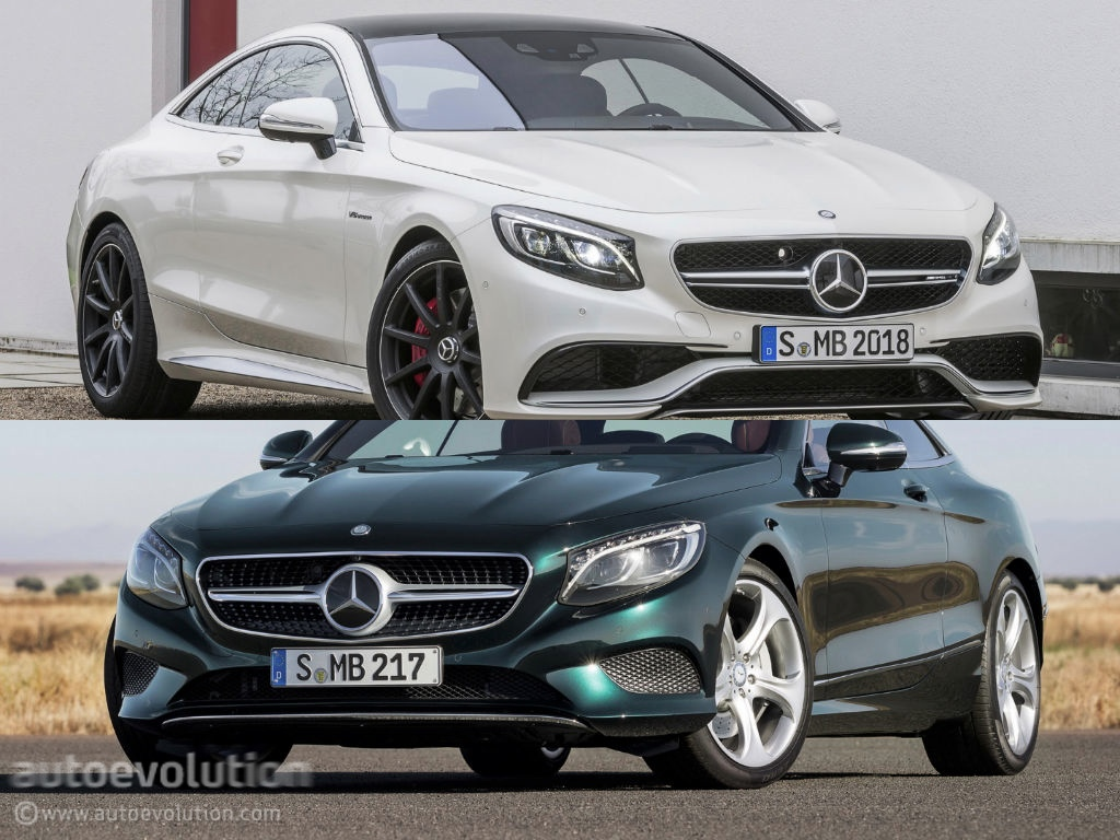 Mercedes benz s 500 coupe 4matic and s 63 amg coupe for Mercedes benz starting price