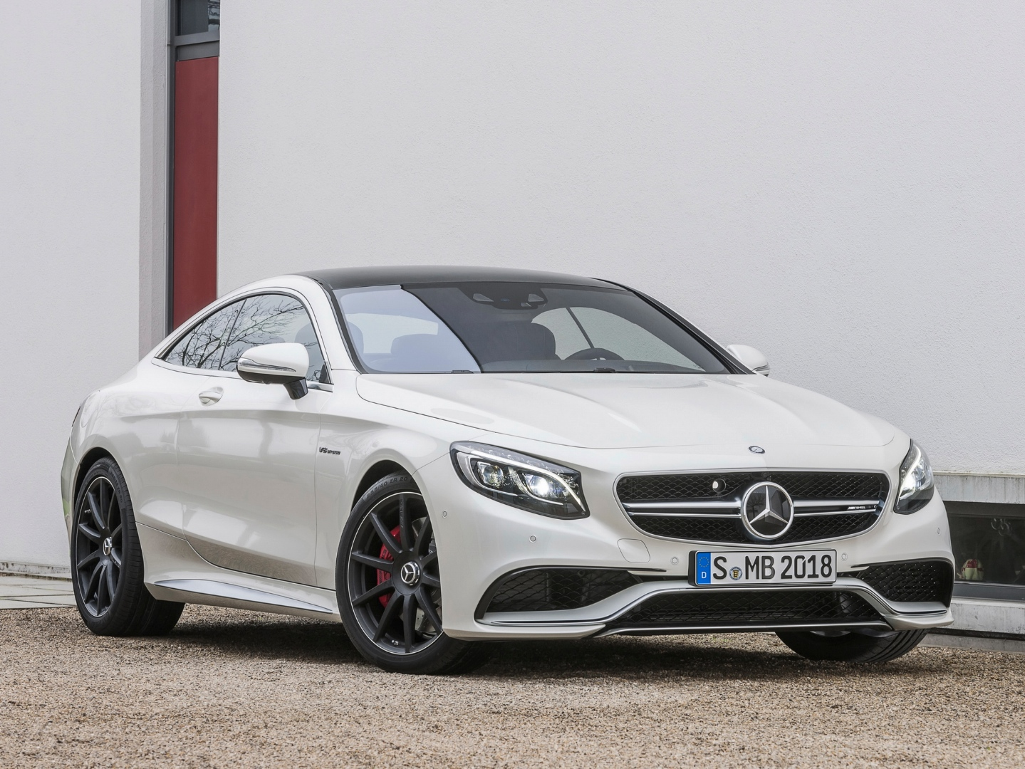 mercedes benz s 500 coupe 4matic and s 63 amg coupe