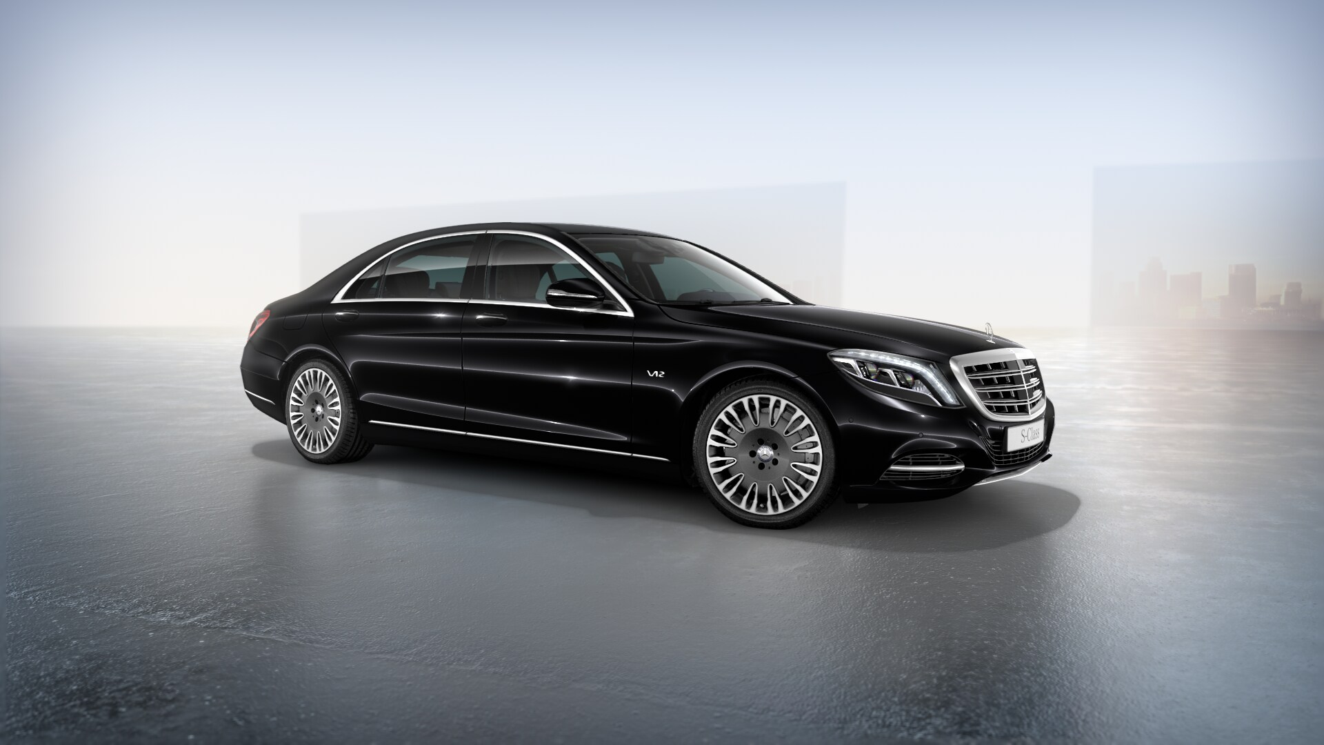 Mercedes benz s 600 v222 production start delayed photo for Mercedes benz 600s