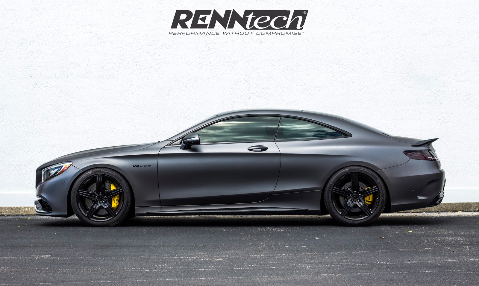 mercedes amg s 63 coupe gets tuning package from renntech reaches 708 hp autoevolution. Black Bedroom Furniture Sets. Home Design Ideas