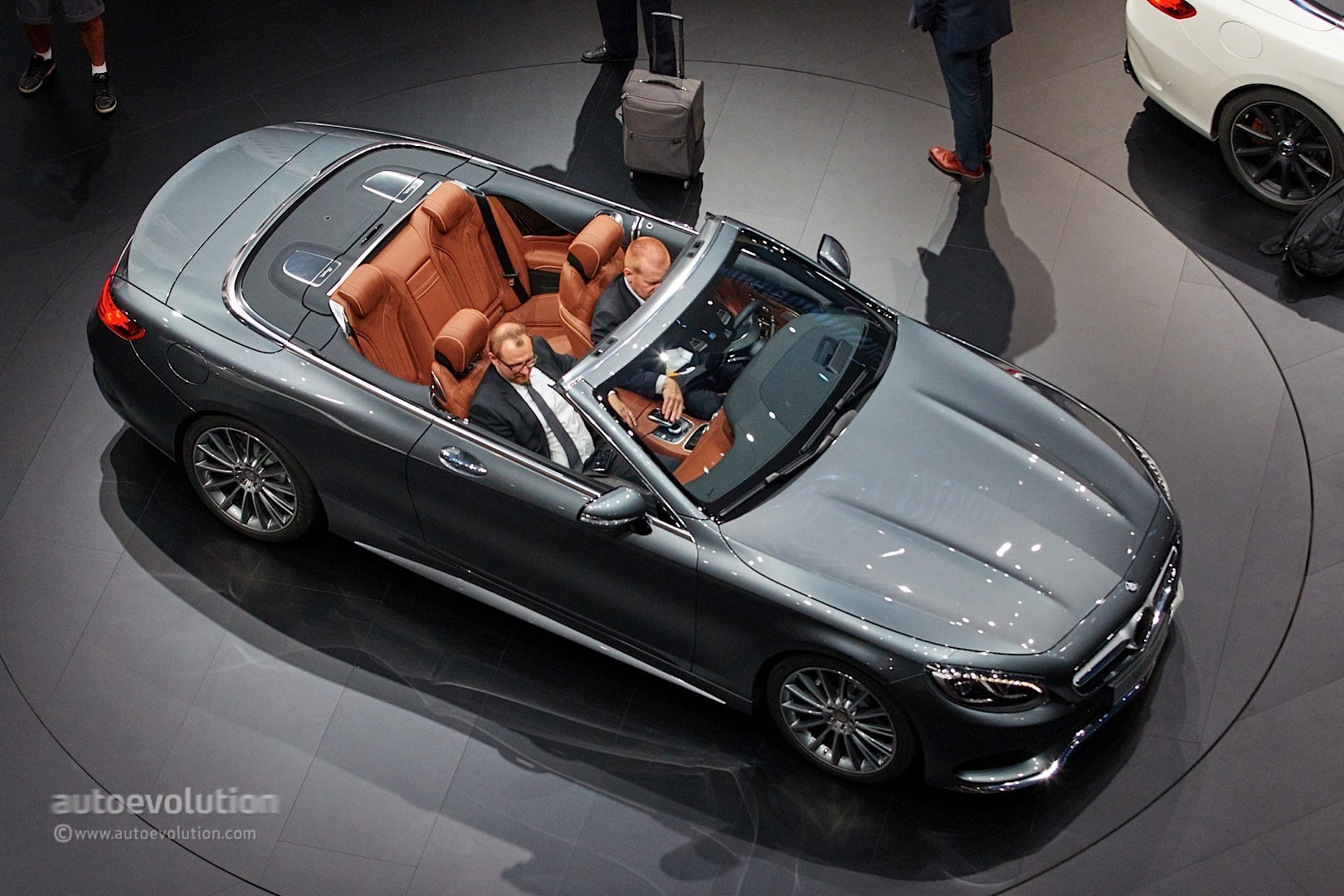 Mercedes benz s class cabriolet and s63 cabriolet are the open top epitome of luxury autoevolution