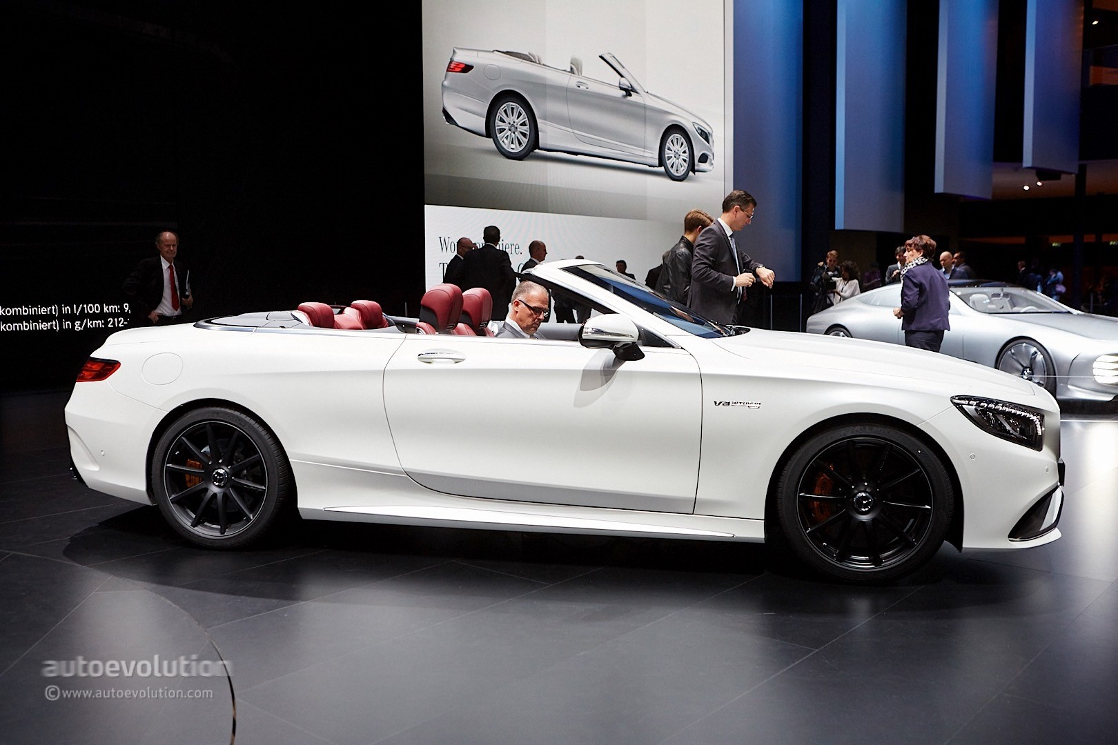 mercedes benz s class cabriolet and s63 cabriolet are the open top epitome of luxury autoevolution. Black Bedroom Furniture Sets. Home Design Ideas