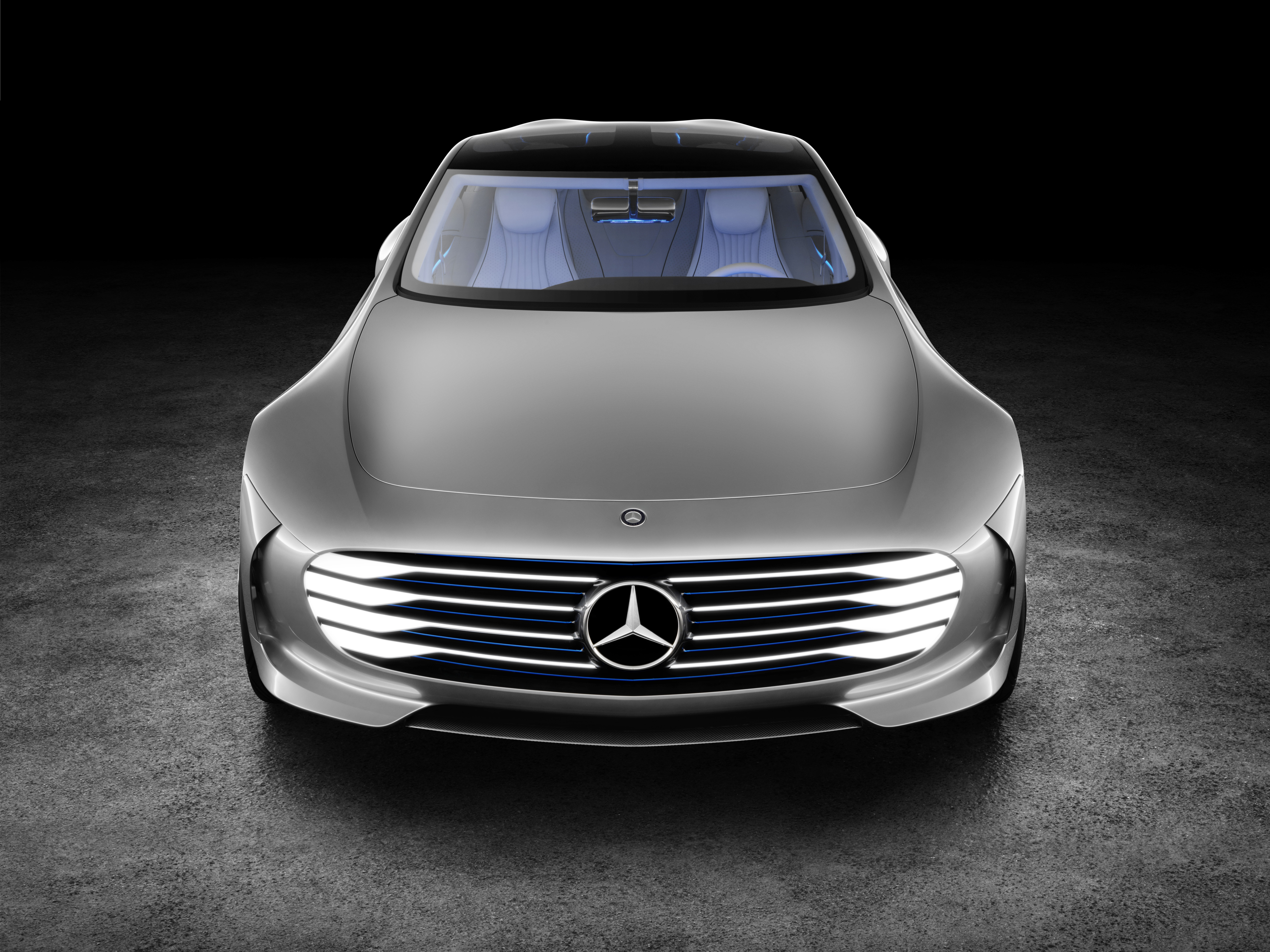 Mercedes benz 39 s ev sub brand might be called eq for Mercedes benz brand image