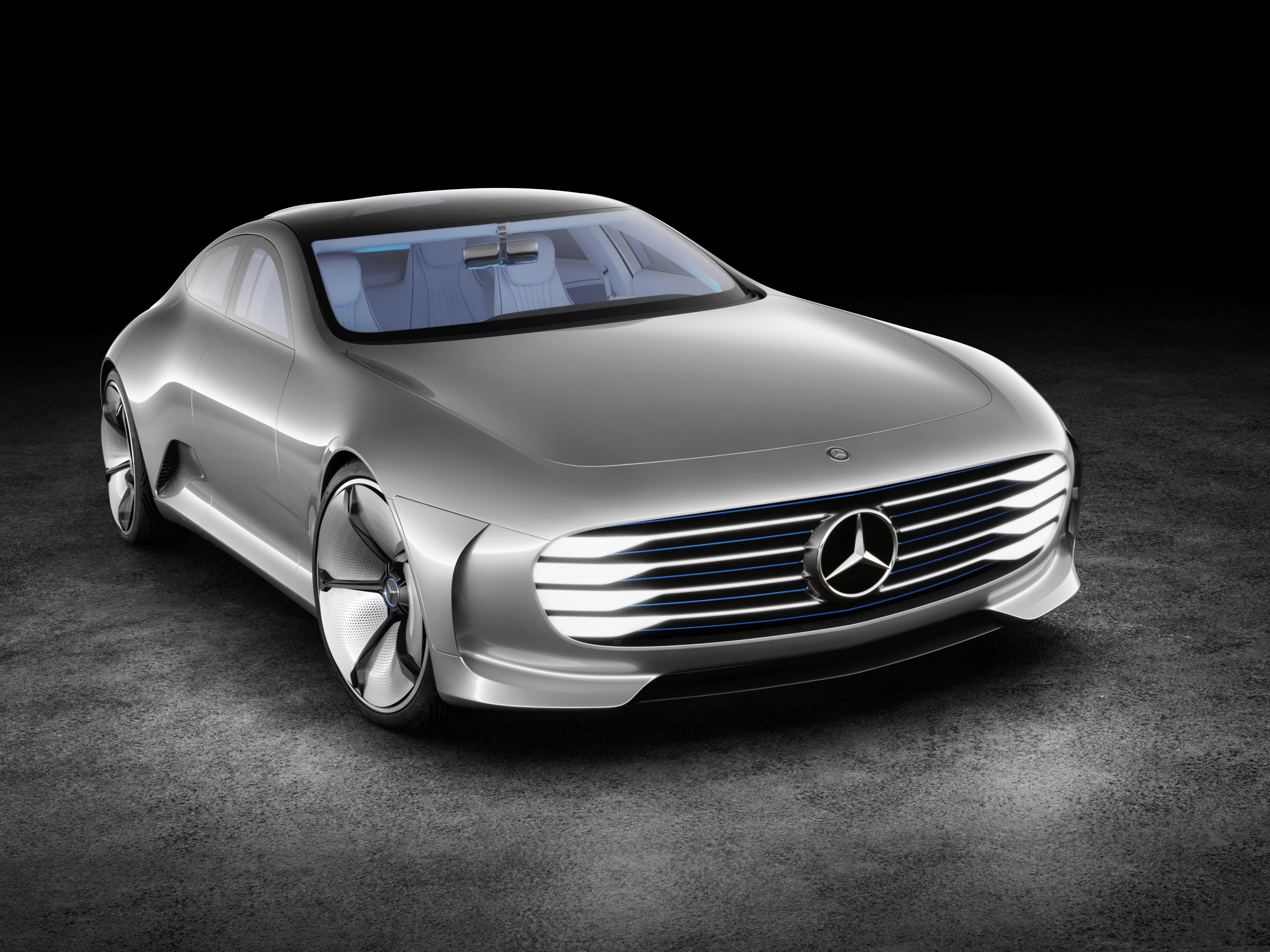 Mercedes Benz S Ev Sub Brand Might Be Called Quot Eq