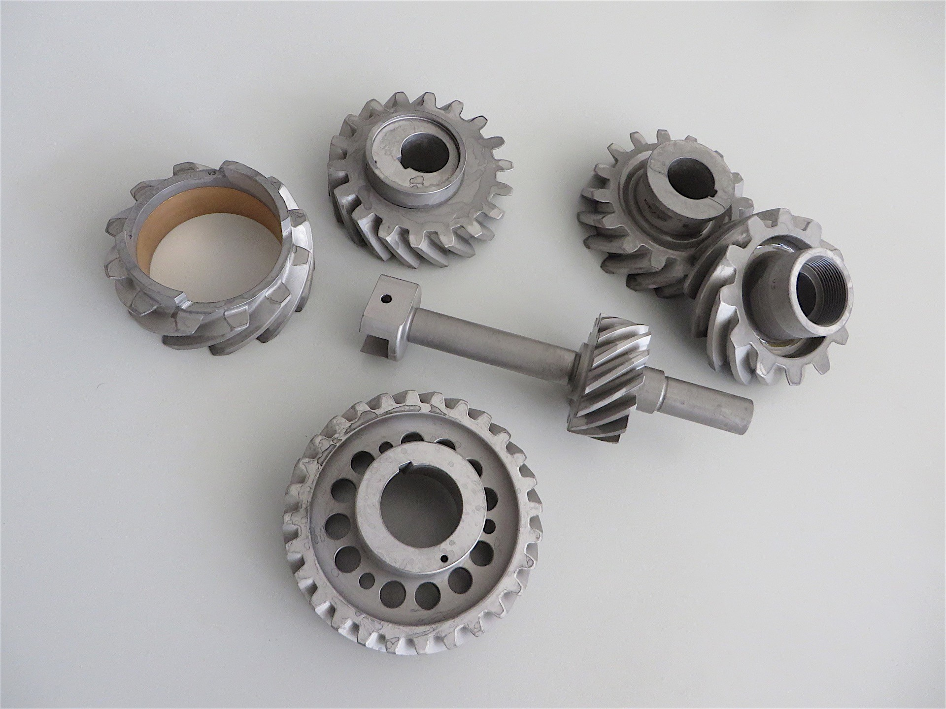Mercedes Benz Launches Official Reproduced Parts Range For Pre War Engine Spare Classics In Original Quality
