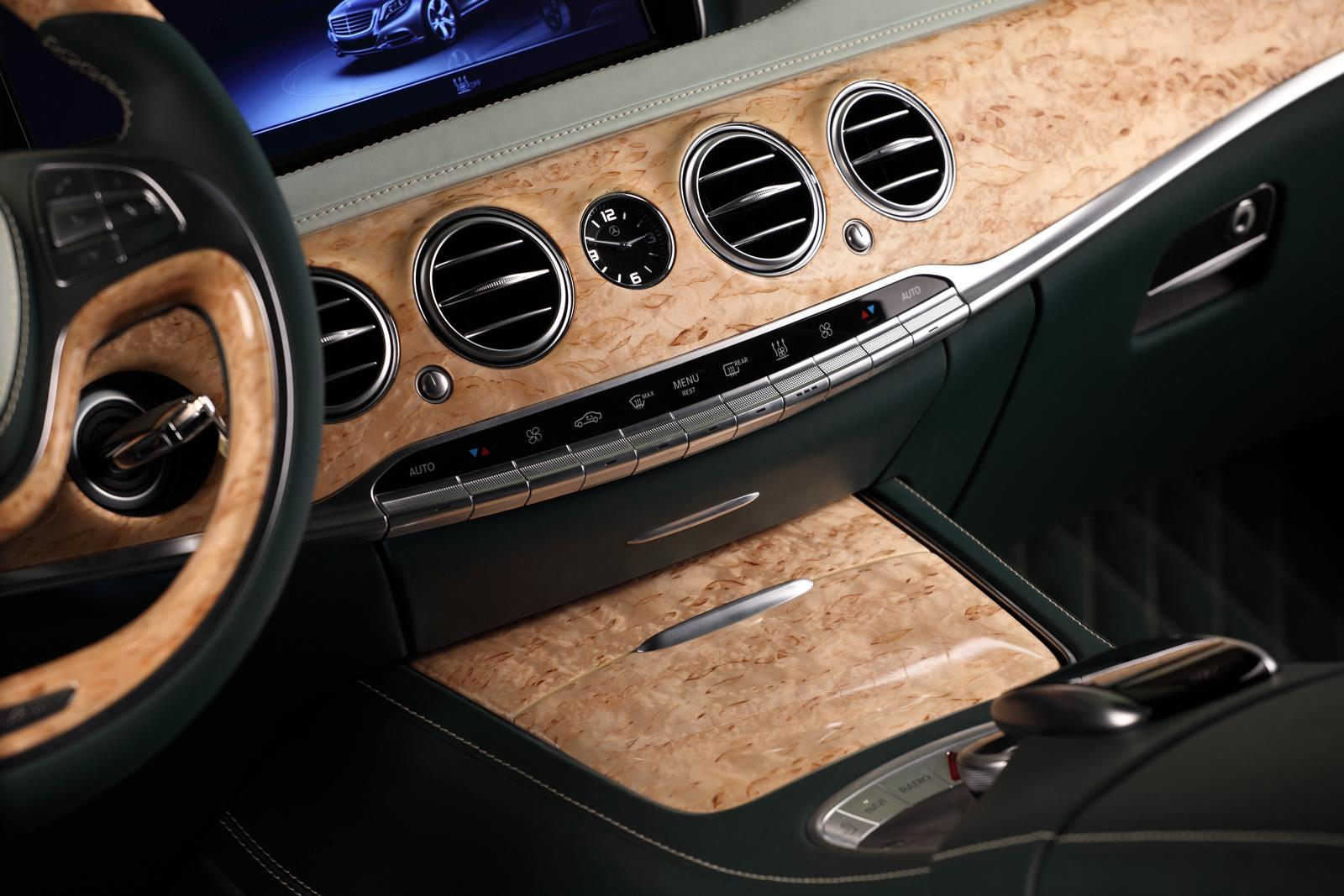 Mercedes Benz S600 Guard Interior Becomes Arab Story Via HD Wallpapers Download free images and photos [musssic.tk]
