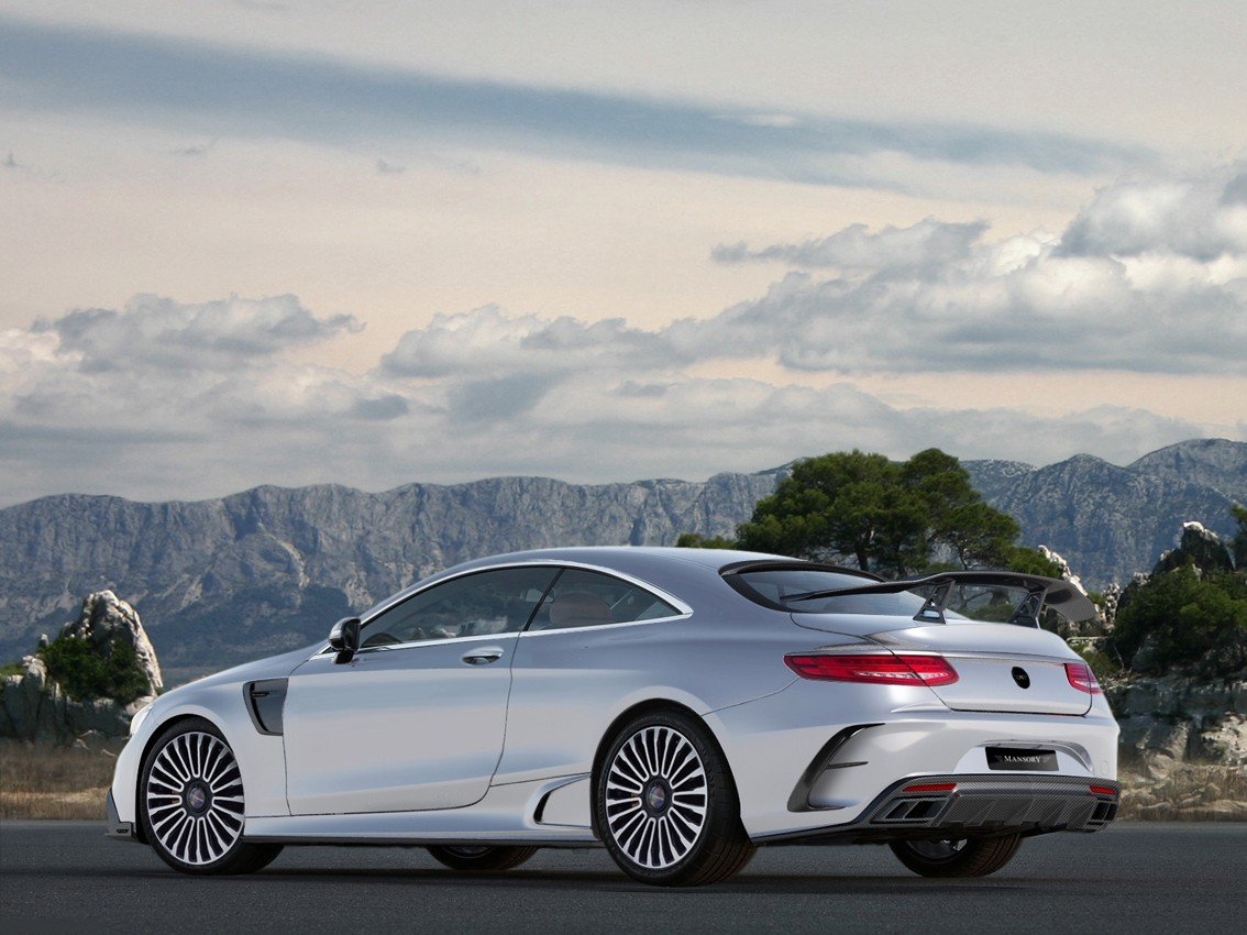 Mercedes benz s63 amg coupe by mansory is one of the for All mercedes benz models