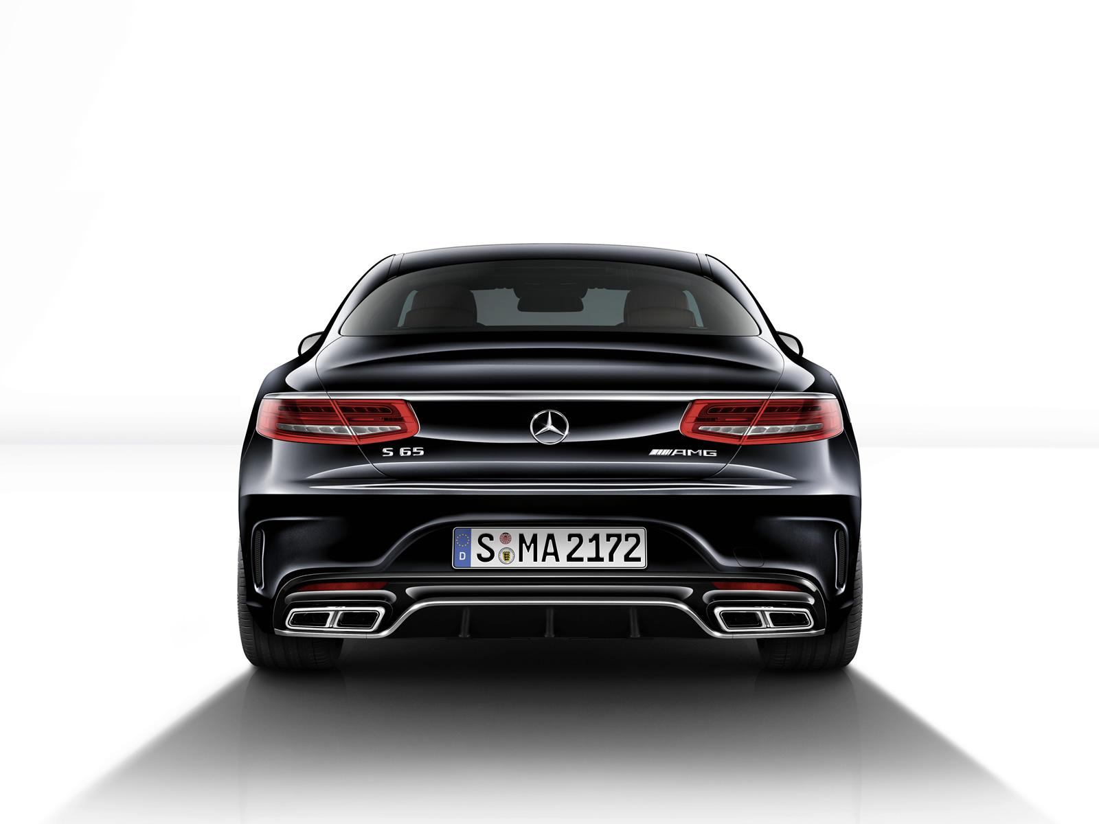 mercedes-benz s65 amg coupe priced from €244,009 in germany