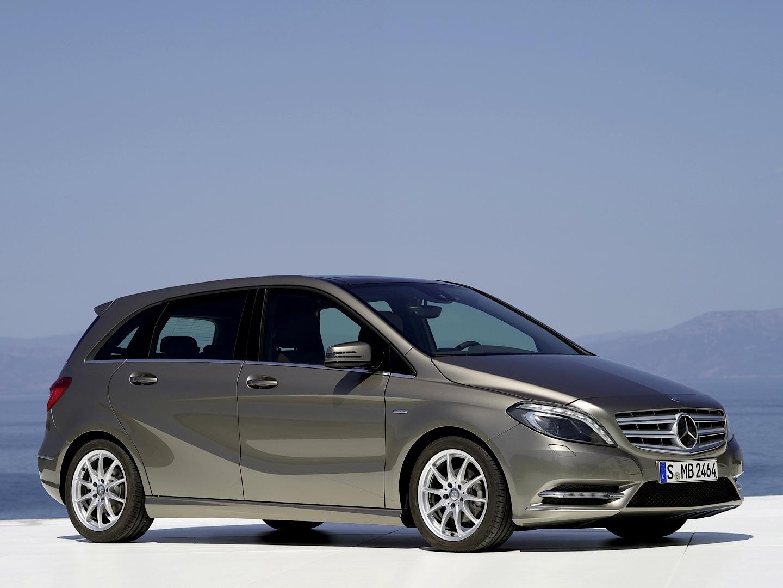 Mercedes Benz Sells Over Million B Class Models Autoevolution 2014 Audi Tt Fuse Box