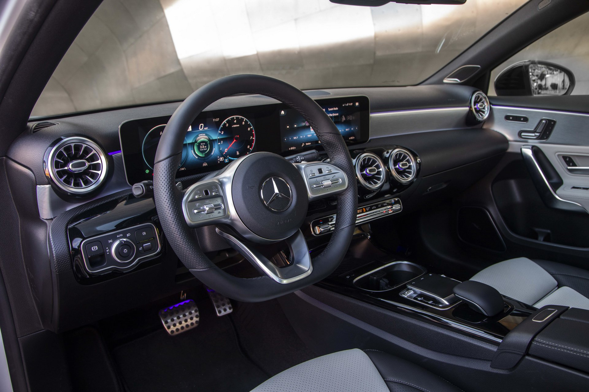 Mercedes-Benz Showcases 2019 A-Class Sedan For U.S. Market ...