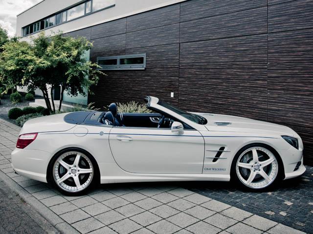 Mercedes Benz Sl 500 By Graf Weckerle Autoevolution