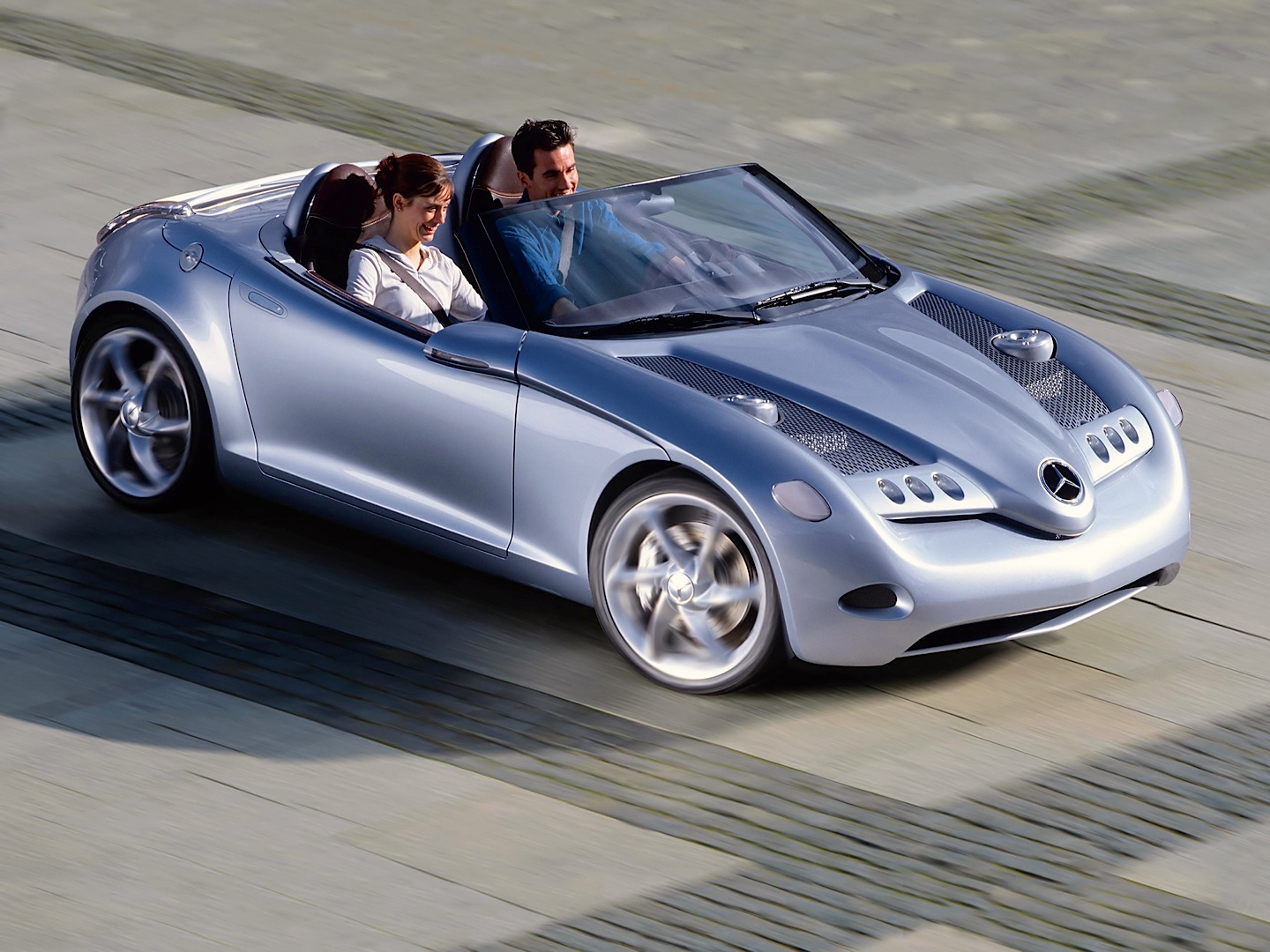 Mercedes-Benz SLA Roadster Could Finally Happen With Next ...