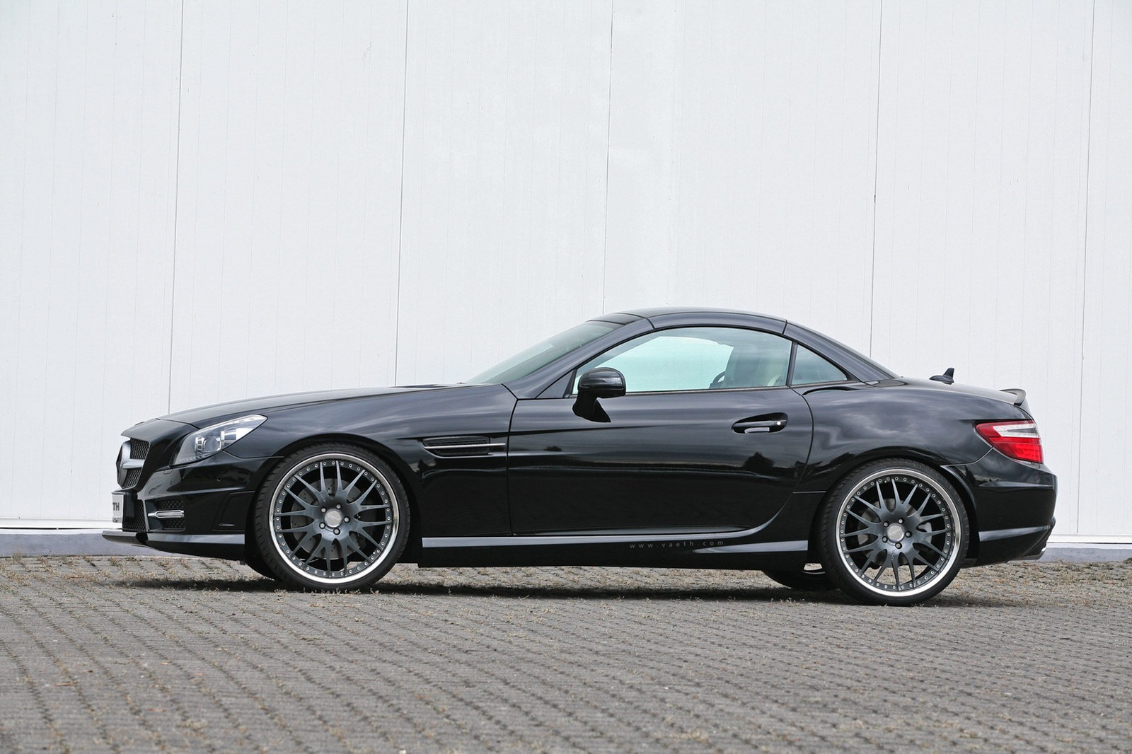 Mercedes benz slk 350 tuning by vath autoevolution for Mercedes benz tuners