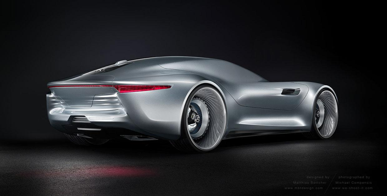Design Your Own Car >> Mercedes-Benz SL|PURE Concept Is the Modern ...