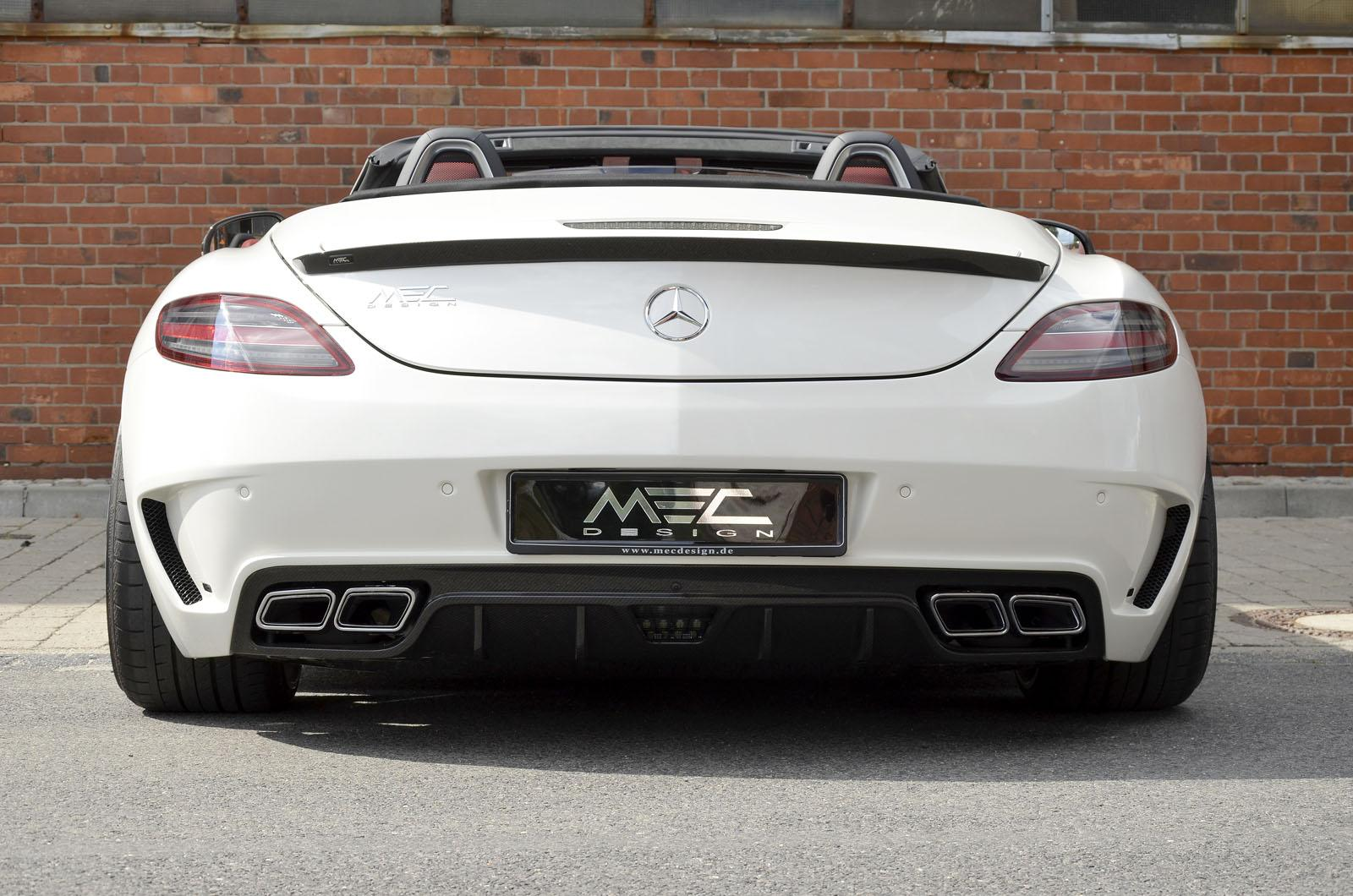 Amg Roadster Mercedes-benz Sls Amg Roadster