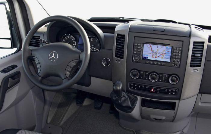 2015 Hyundai Sonata Hybrid >> Mercedes-Benz Sprinter Grand Edition Presented in Detail ...