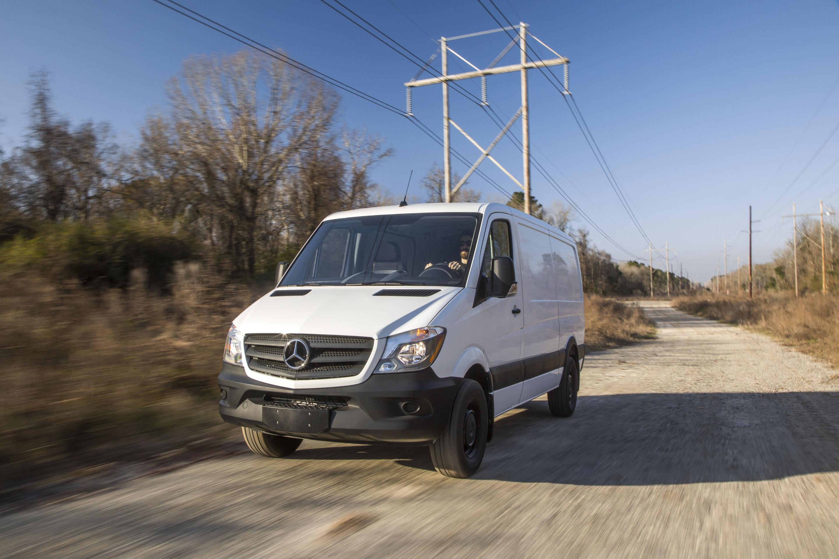 Mercedes benz sprinter worker lineup expanded pricing for Mercedes benz mbrace cost