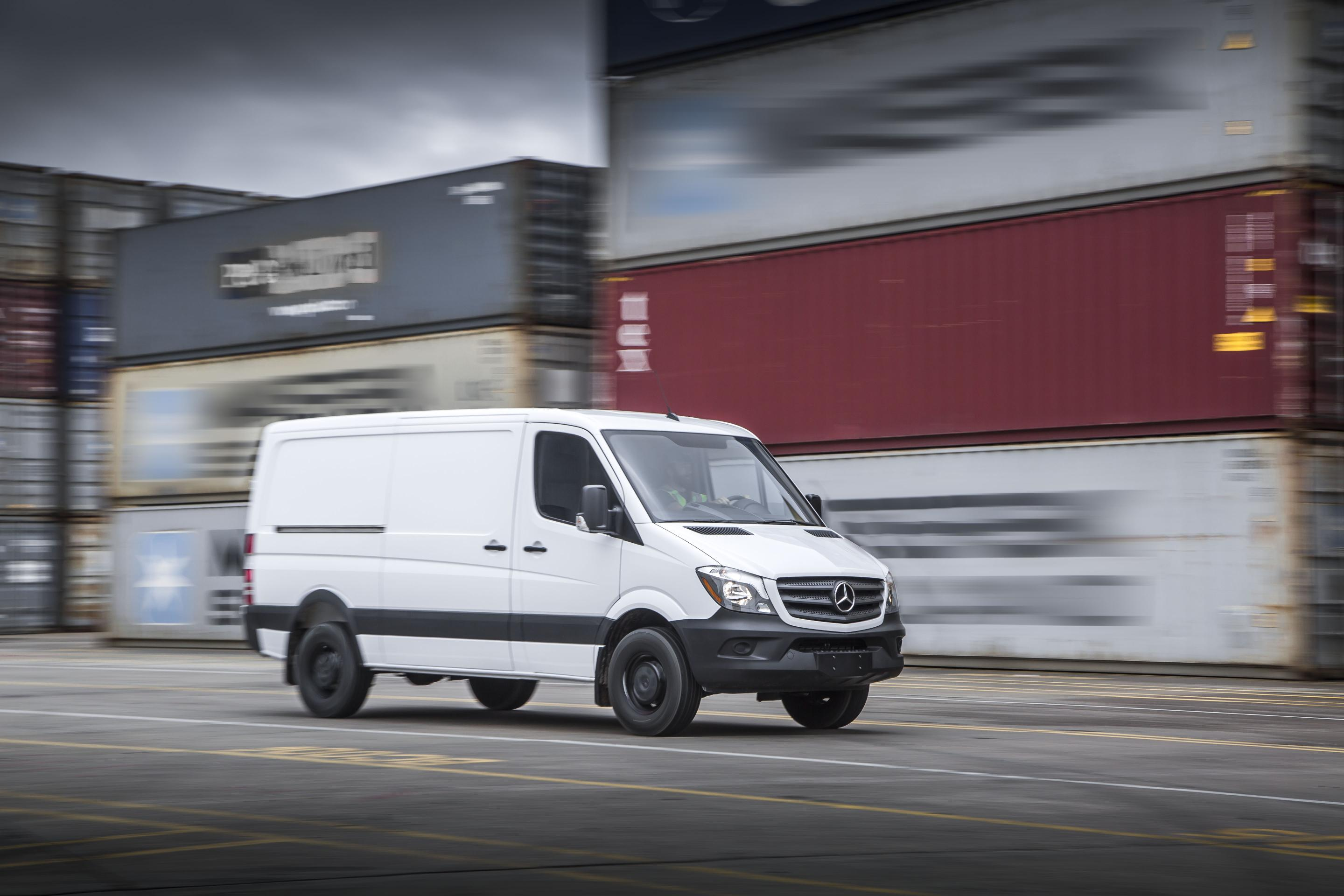 Mercedes Benz Sprinter Worker Lineup Expanded Pricing