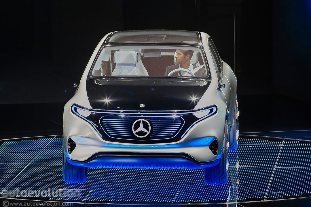 Mercedes-Benz to Build EQ Electric Car at smart Plant in ...