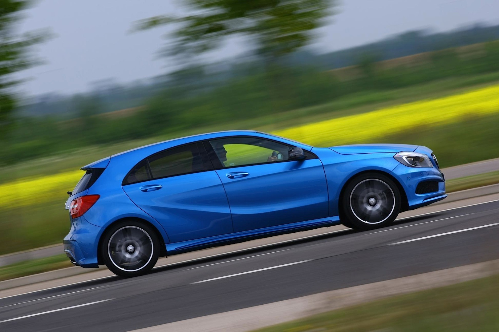 Mercedes Benz UK Posts Impressive Model Registrations
