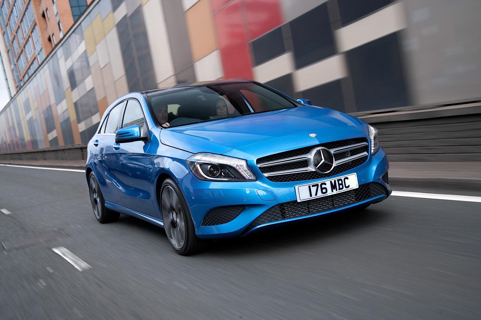 Mercedes Benz Uk Posts Impressive Model Registrations