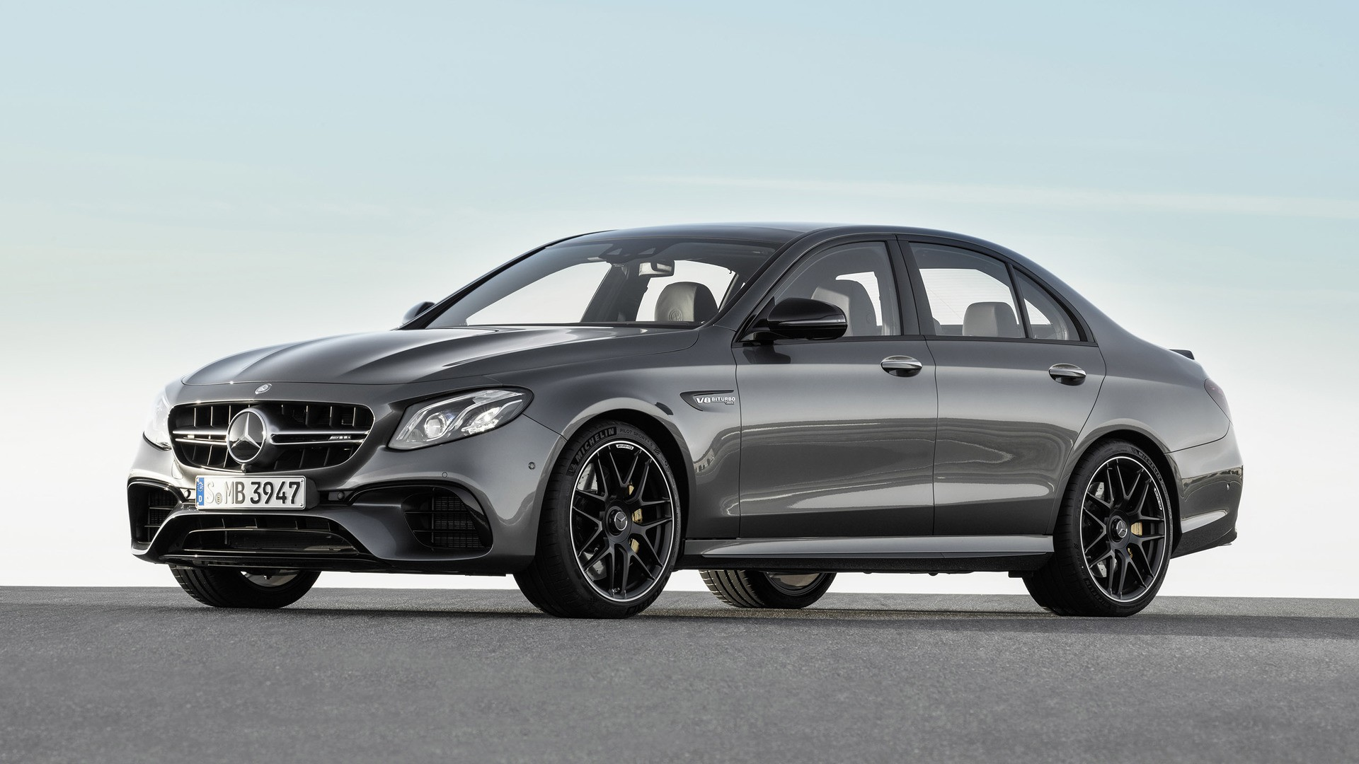 Mercedes benz uk prices e63 4matic sedan from gbp 78 935 for Mercedes benz sedan