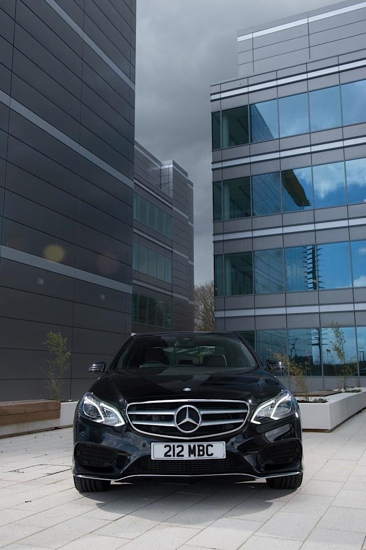 Mercedes benz uk sets new sales records for july for Mercedes benz salesman