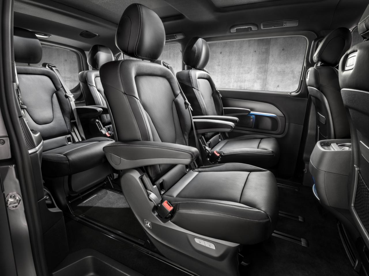 Mercedes benz v class amg line is a reality will take a for Mercedes vito interieur