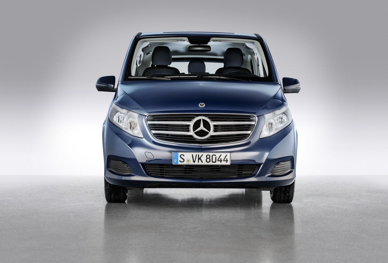 Mercedes Benz Van >> Mercedes-Benz V-Class Lineup Adds Rise And Limited Models - autoevolution