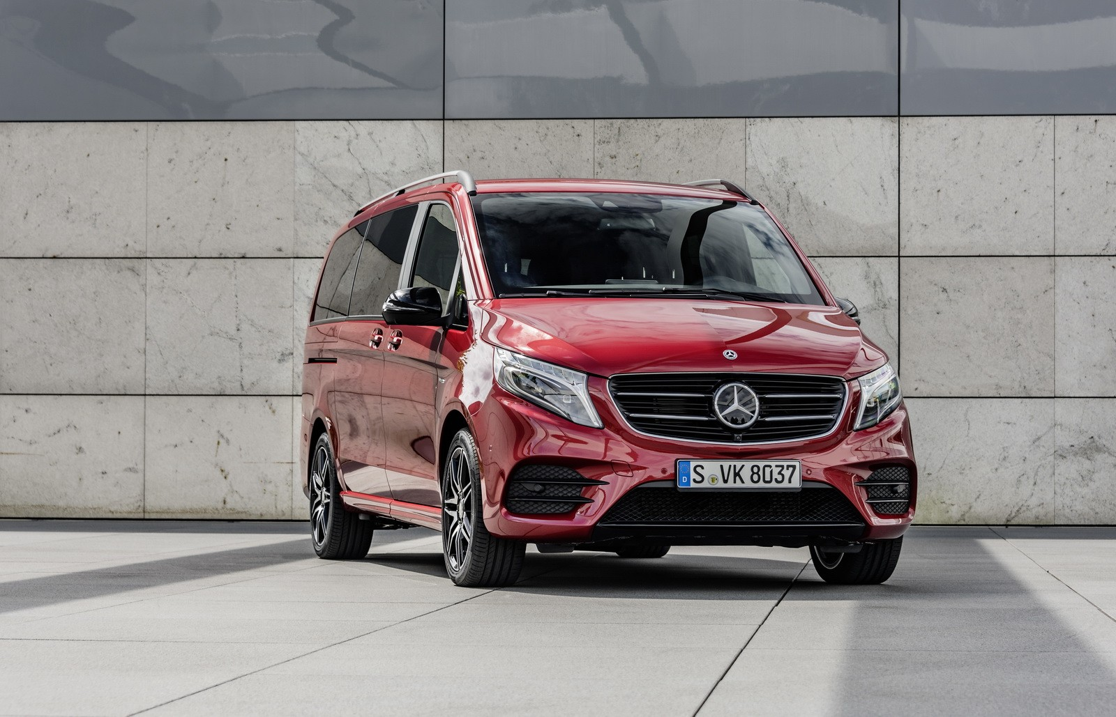 2018 mercedes v class new car release date and review for 2018 mercedes benz lineup