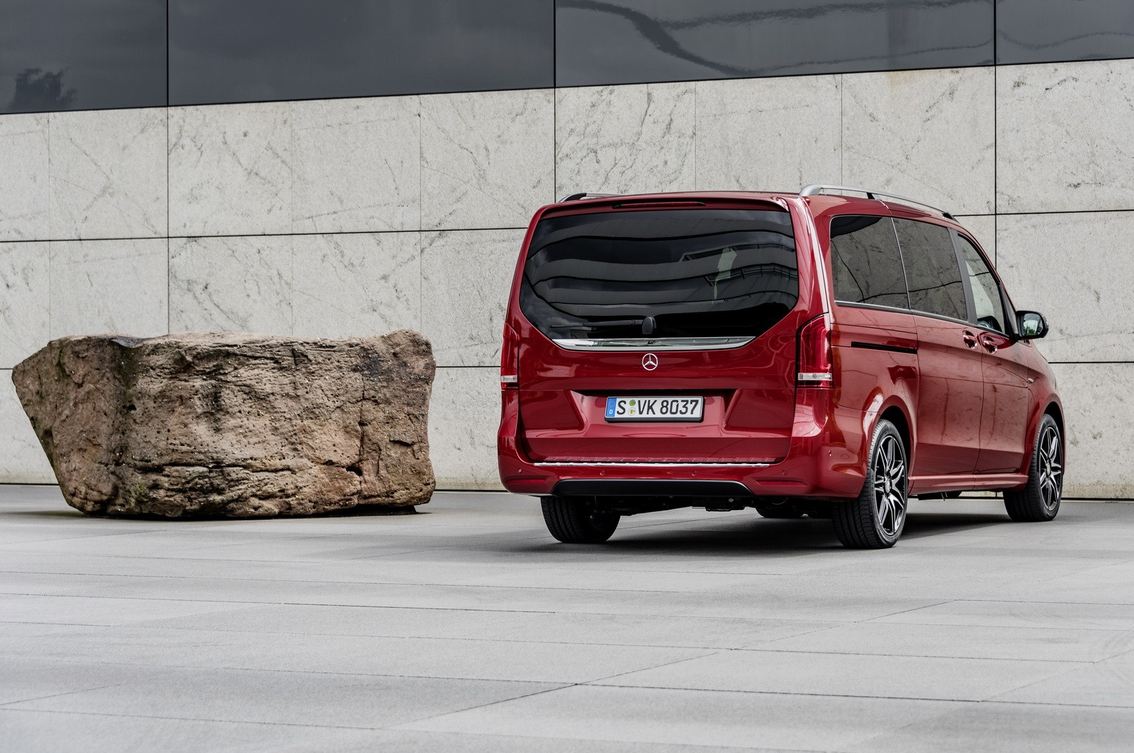Mercedes Benz Long Beach >> Mercedes-Benz V-Class Lineup Adds Rise And Limited Models - autoevolution
