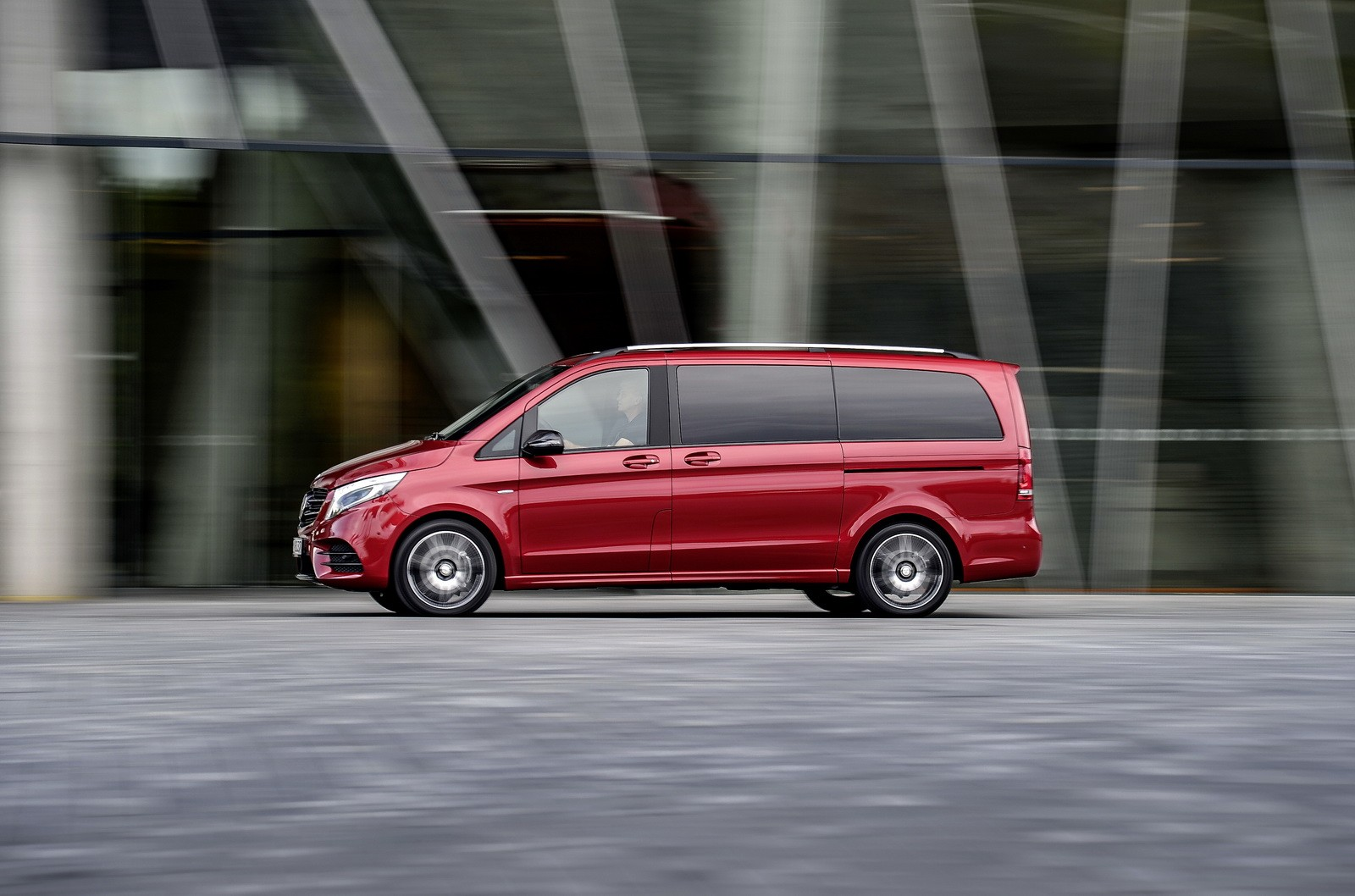mercedes benz v class lineup adds rise and limited models autoevolution mercedes benz v class lineup adds rise