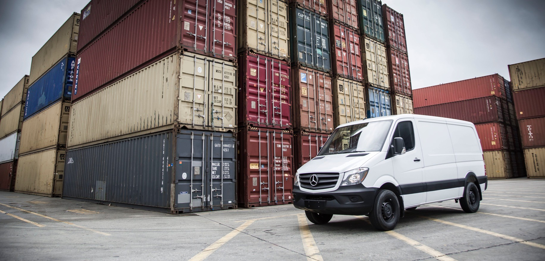 mercedes benz starts construction work on u s sprinter van factory autoevolution. Black Bedroom Furniture Sets. Home Design Ideas