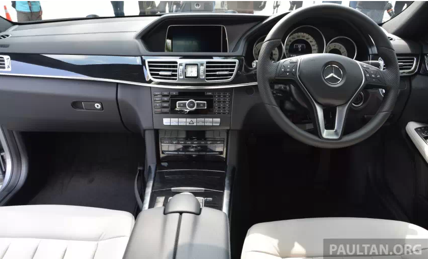 Mercedes-Benz W212 E-Class Facelift Launched in Malaysia ...