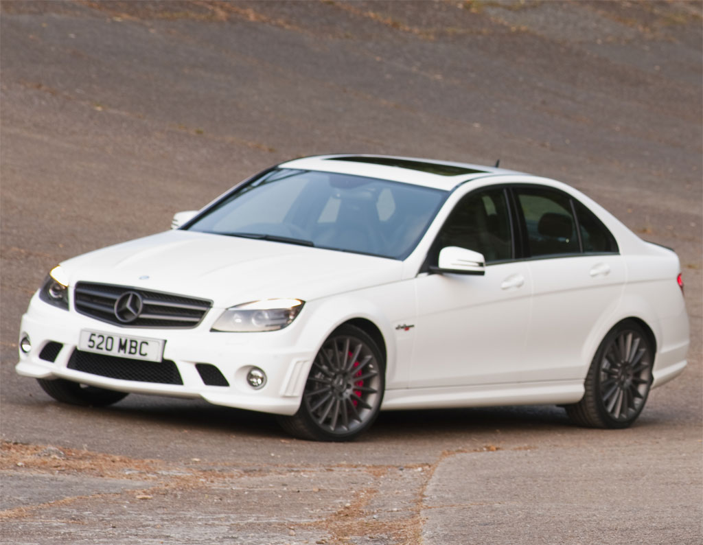 Mercedes C63 Amg Dr520 Official Pics And Info Autoevolution