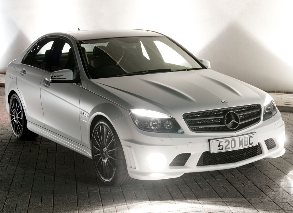 mercedes c63 amg dr520 official pics and info autoevolution. Black Bedroom Furniture Sets. Home Design Ideas