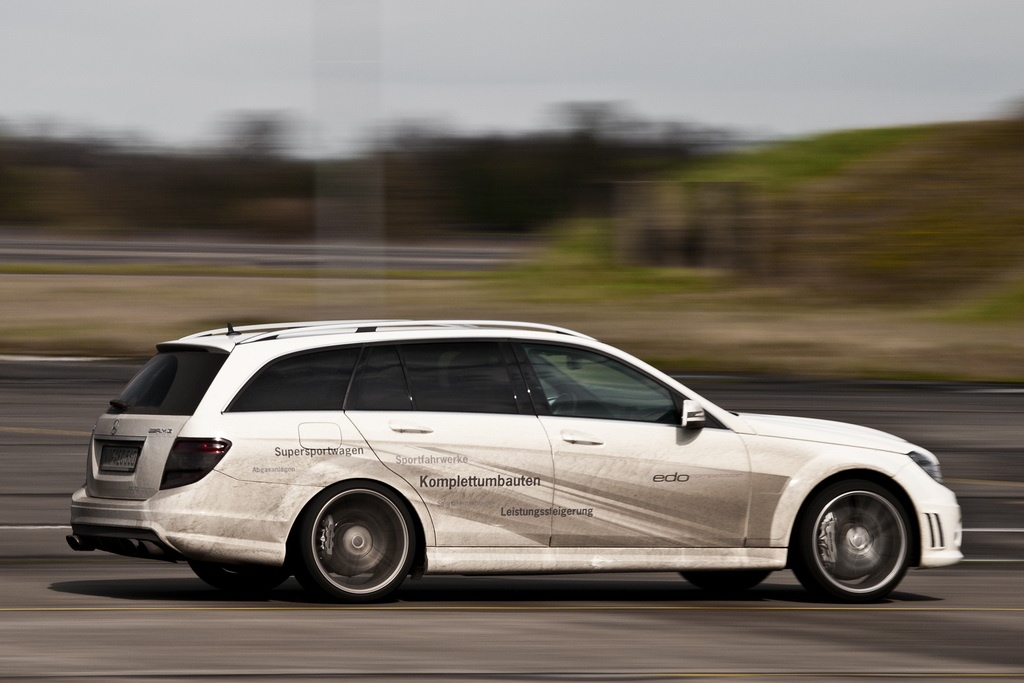 63 Power Wagon >> Mercedes C63 AMG Estate by Edo Competition - autoevolution
