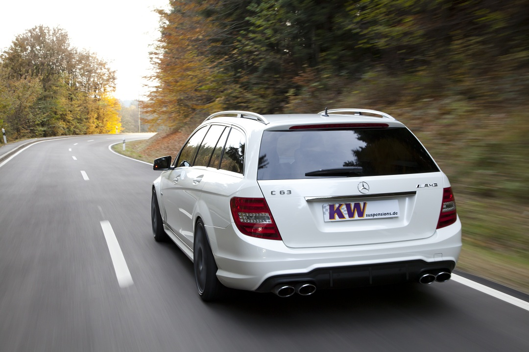 mercedes c63 amg kw adaptive suspension with iphone. Black Bedroom Furniture Sets. Home Design Ideas