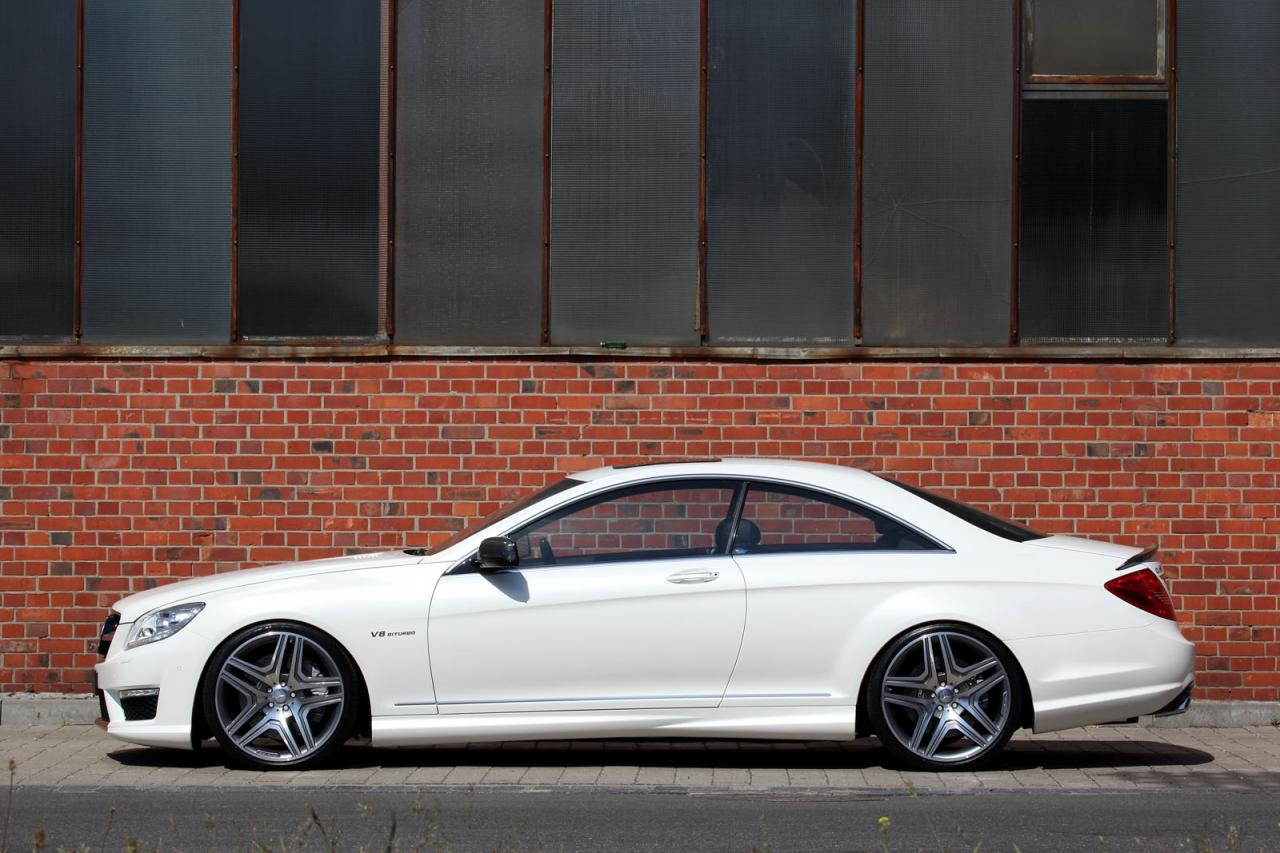 Mercedes Cl 63 Amg By Unicate Autoevolution