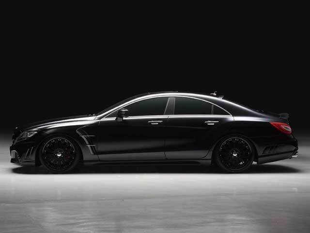 Mercedes Cls 63 Amg Tricked Out By Wald International