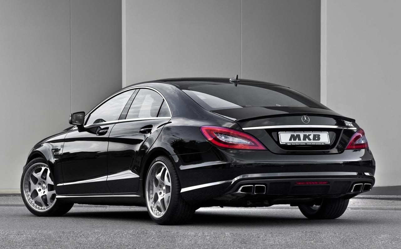 mercedes cls 63 amg tuning by mkb autoevolution. Black Bedroom Furniture Sets. Home Design Ideas